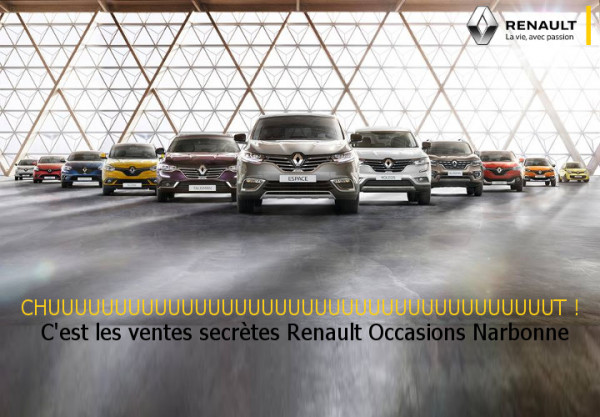 les actualit s de la concession renault saint girons. Black Bedroom Furniture Sets. Home Design Ideas